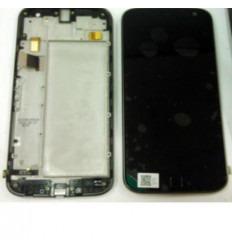 Motorola Moto G4 plus xt1642 lcd + tactil negro + marco orig