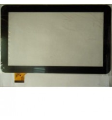 """Pantalla Táctil repuesto Tablet china 10.1"""" Modelo 41 negro"""