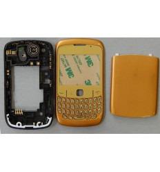 Carcasa Blackberry 8520 Dorado