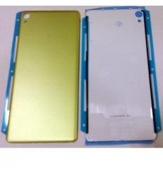 Sony Xperia XA F3111 F3113 F3115 tapa bateria dorado