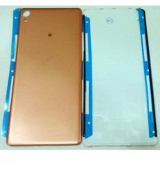 Sony Xperia XA F3111 F3113 F3115 tapa bateria rosa