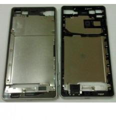 Sony Xperia X Performance F8131 F8132 carcasa frontal plata