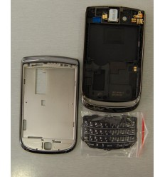 Carcasa Blackberry 9800 negra