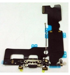 iPhone 7 plus conector de carga + microfono negro original