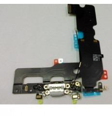 iPhone 7 plus conector de carga micro usb + microfono gris o