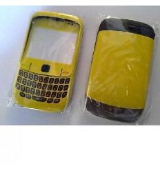 Carcasa Blackberry 8520 amarilla