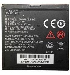 Bateria Original Zte Warp N860 Battery Li3717T43P3h565751