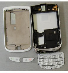 Blackberry 9800 white shell
