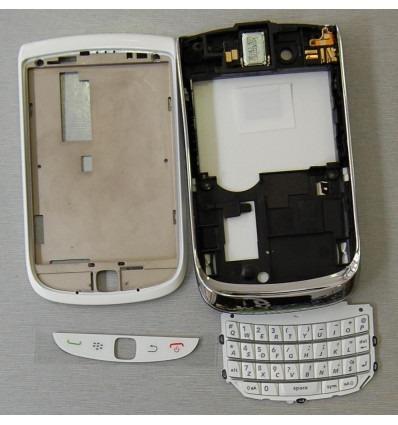 Blackberry 9800 white shell