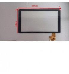 """Pantalla Táctil repuesto Tablet china 10.1"""" Modelo 42 negro"""