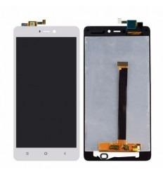 Xiaomi Mi4S Mi 4S original display lcd with white touch scre