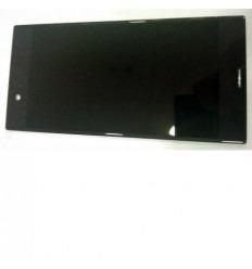 Sony Xperia XZ F8331 F8332 pantalla lcd + tactil negro origi