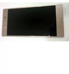 Sony Xperia XZ F8331 F8332 pantalla lcd + tactil rosa origin
