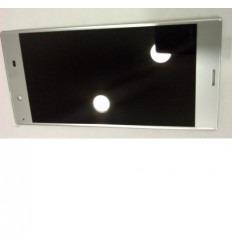 Sony Xperia XZ F8331 F8332 pantalla lcd + tactil blanco orig