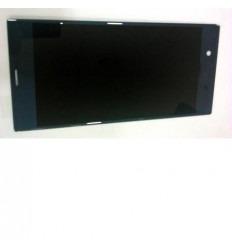 Sony Xperia XZ F8331 F8332 pantalla lcd +tactil azul origina