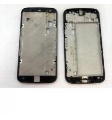 Motorola moto G4 y g4 plus xt1642 xt1622marco frontal negro