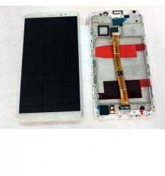 Huawei mate 8 lcd + tactil blanco + marco original