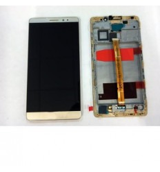 Huawei mate 8 original display lcd with gold touch screen wi