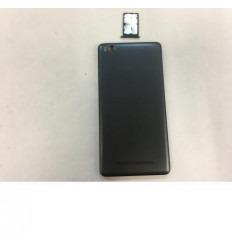Xiaomi mi4c tapa bateria negra original