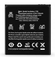 Bateria original BQ Aquaris E4 1700mAh nuevas suminstradas p