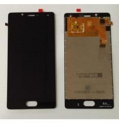 Wiko U feel - U feel lite pantalla tactil + LCD display negr