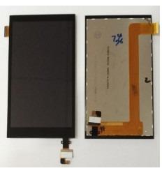 HTC Desire 620 pantalla tactil + LCD display negro original