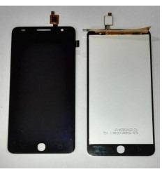 Alcatel Pop Star 3G 5022 pantalla tactil + LCD display negro