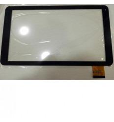 """Pantalla Táctil repuesto Tablet china 10.1"""" Modelo 43 negro"""