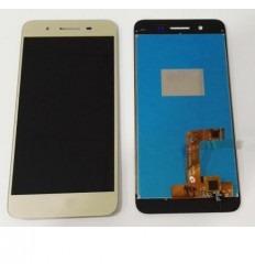 Huawei G8 mini, P8 Lite Smart, GR3 y Enjoy 5S pantalla LCD + tactil dorado