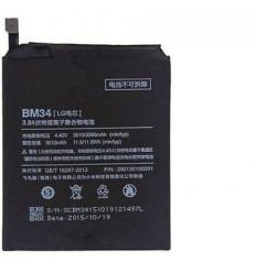 Bateria Original Xiaomi Mi Note Pro BM34 3010mAh