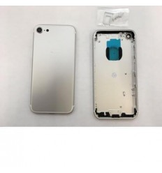 Iphone 7 silver battery cover