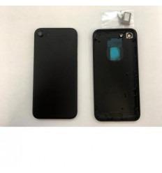 Iphone 7 carcasa trasera negra