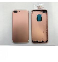 Iphone 7 plus carcasa trasera rosa