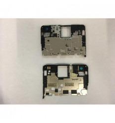 BQ E5S carcasa intermedia + antena wifi original