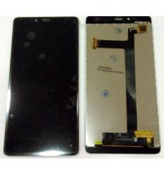 Elephone S3 pantalla lcd + tactil negro original