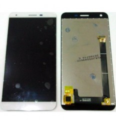Elephone S1 original display lcd with white touch screen