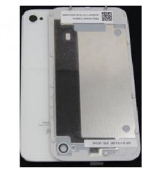 iPhone 4 back cover white