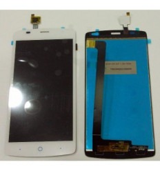 Zte Blade L5 Plus original display lcd with white touch scre