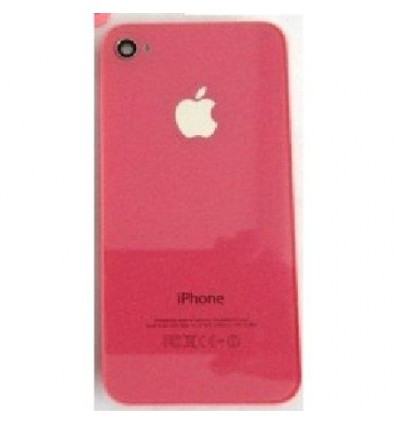 iPhone 4 back cover pink