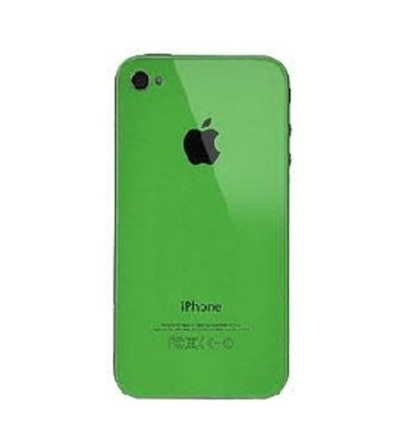 iPhone 4 back cover green