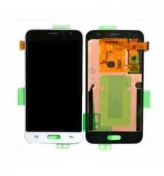 Samsung Galaxy J1 (2016) SM-J120F pantalla lcd + táctil blan