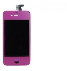 iPhone 4 LCD completo lila
