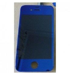 iPhone 4 LCD completo azul marino