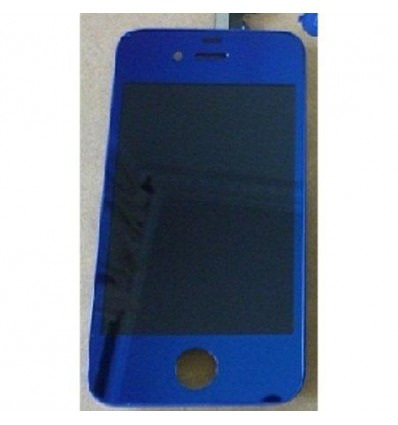 iPhone 4 black blue LCD full assembly