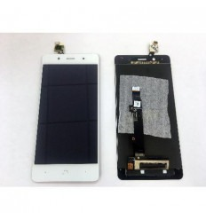 BQ X5 Plus pantalla lcd + tactil blanco original