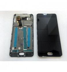 Meizu meilan 3s m3s pantalla lcd + tactil negro + marco orig