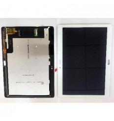 Huawei mediapad 10.0 M2 A01L pantalla lcd + tactil blanco or