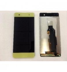 Sony Xperia XA F3111 F3113 F 3115 pantalla lcd + táctil amar