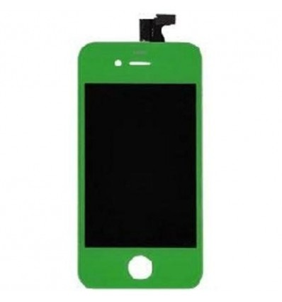 iPhone 4 green LCD full assembly