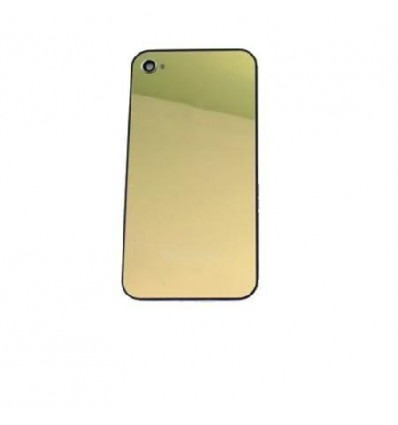 iPhone 4s back cover gold